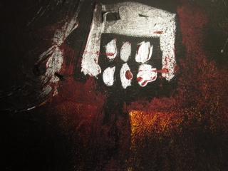 Acrylique sur toile, Clara Schmelck; Intégrales Productions