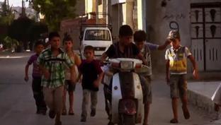 """Extrait de """"Syrie, la vie obstinément"""", reportage primé (Marcel Mettelsiefen et Anthony Wonke – ARTE GEIE/ITN)"""