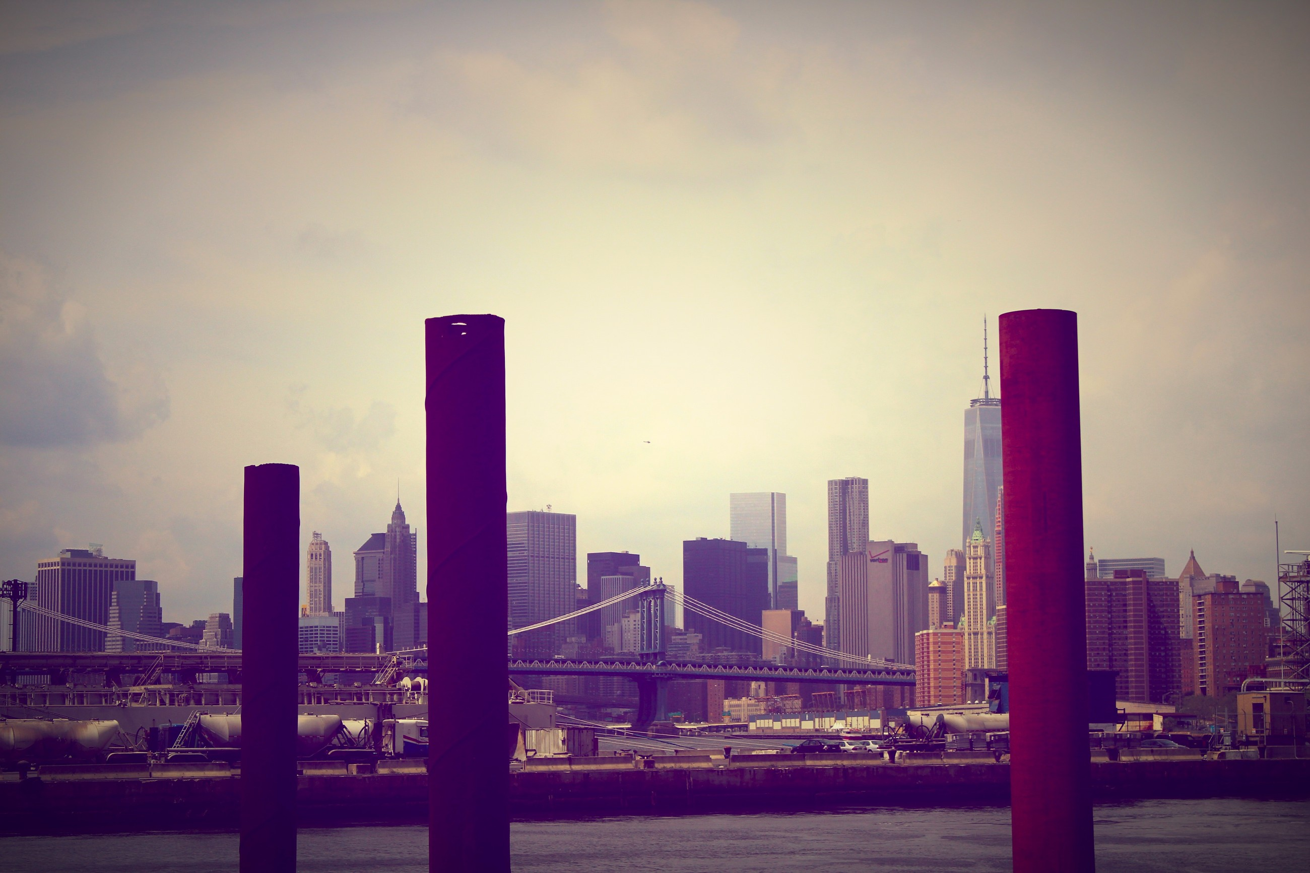 NYC, USA (photo : CS, Intégrales Mag), a country attentive to the protection of works and authors
