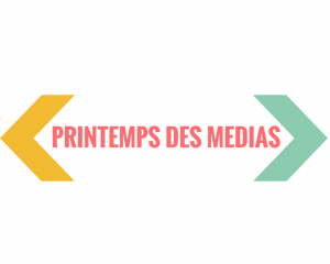 visuel Printemps des Médias