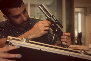 Ziad Maalouf, journaliste - l'Atelier des médias et de Mondoblog sur RFI